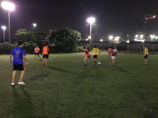 Bản tin thể thao - Giao lưu bóng đá nội bộ E+
